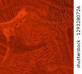 abstract random shapes. 2d...   Shutterstock . vector #1293280726