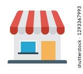 store   shop   market   | Shutterstock .eps vector #1293367993