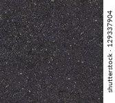 dark asphalt seamless tileable... | Shutterstock . vector #129337904