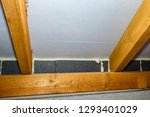 thermal insulation of a house... | Shutterstock . vector #1293401029