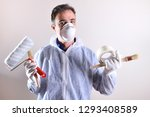 background with professional...   Shutterstock . vector #1293408589