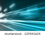 bright background of the car... | Shutterstock . vector #129341624