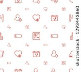 plus icons pattern seamless... | Shutterstock .eps vector #1293443860
