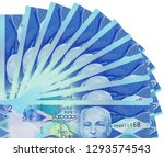 paper money   banknote  ... | Shutterstock . vector #1293574543