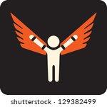Born To Fly   Symbol