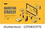 digital marketing agency... | Shutterstock .eps vector #1293831970