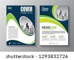 business abstract vector... | Shutterstock .eps vector #1293832726