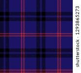 tartan plaid seamless pattern... | Shutterstock .eps vector #1293865273