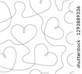 seamless pattern with...   Shutterstock .eps vector #1293889336