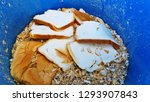 expired bread use as a bait for ... | Shutterstock . vector #1293907843