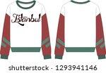 fashion flat design of trendy... | Shutterstock . vector #1293941146