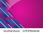 pink background with dotted... | Shutterstock .eps vector #1293960646
