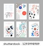 creative universal artistic... | Shutterstock .eps vector #1293998989