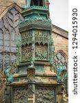 duke of buccleuch  walter scott ... | Shutterstock . vector #1294015930