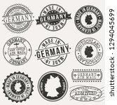 germany travel stamp made in... | Shutterstock .eps vector #1294045699
