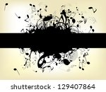 Abstract Background With Notes