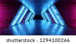 futuristic sci fi modern... | Shutterstock . vector #1294100266