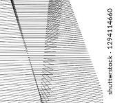 architecture geometric... | Shutterstock .eps vector #1294114660