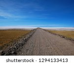 the incredible salt flat of... | Shutterstock . vector #1294133413