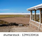 the incredible salt flat of... | Shutterstock . vector #1294133416
