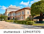grand palace and wat phra keaw...   Shutterstock . vector #1294197370