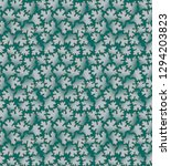 seamless decorative pattern in... | Shutterstock .eps vector #1294203823