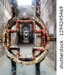 eastern state penitentiary ... | Shutterstock . vector #1294245469