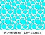 stone patterns  trendy vector... | Shutterstock .eps vector #1294332886