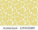 stone patterns  trendy vector... | Shutterstock .eps vector #1294332889