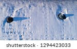 snow surface background | Shutterstock . vector #1294423033