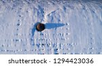 snow surface background | Shutterstock . vector #1294423036