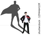 Vector Happy Businessman With...