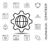 browser  design  internet icon. ...