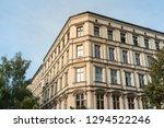 apartment house in berlin ...   Shutterstock . vector #1294522246