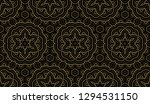 flower geometric pattern with... | Shutterstock .eps vector #1294531150