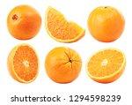 Whole Orange Fruit And His...