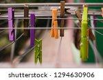 latch.defocus in the background. | Shutterstock . vector #1294630906
