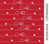 infinity background  vector... | Shutterstock .eps vector #1294666633