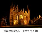 Peterborough Cathedral ...