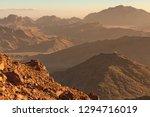 picturesque landscape of... | Shutterstock . vector #1294716019
