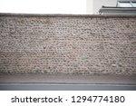 a beautifully built sea stone... | Shutterstock . vector #1294774180