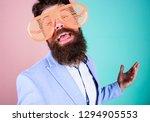 going crazy. playful... | Shutterstock . vector #1294905553