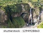 waterfalls in the region of... | Shutterstock . vector #1294928863