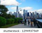 jersey city new jersey usa   13 ... | Shutterstock . vector #1294937569