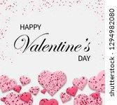 happy valentine s day... | Shutterstock . vector #1294982080