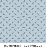 seamless decorative pattern... | Shutterstock .eps vector #1294986226