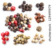 Collection Of Peppercorn In...
