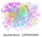 abstract artistic background | Shutterstock .eps vector #1295052403
