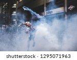caracas  miranda venezuela  ...   Shutterstock . vector #1295071963