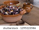 Mexican Hand Made Clay Pot Ful...